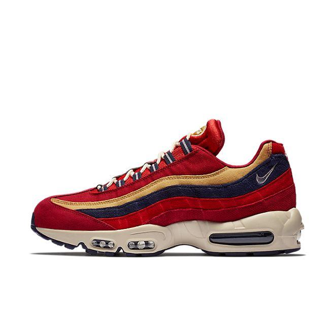 Nike Air Max 95 Premium Red | 538416 603