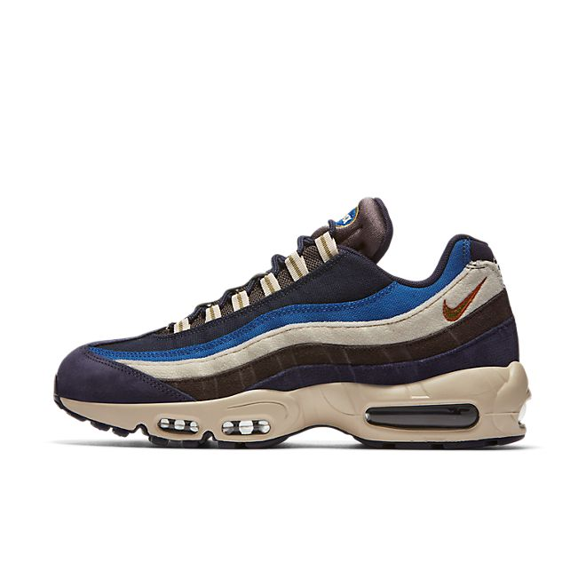Nike Air Max 95 PRM Blackend Blue