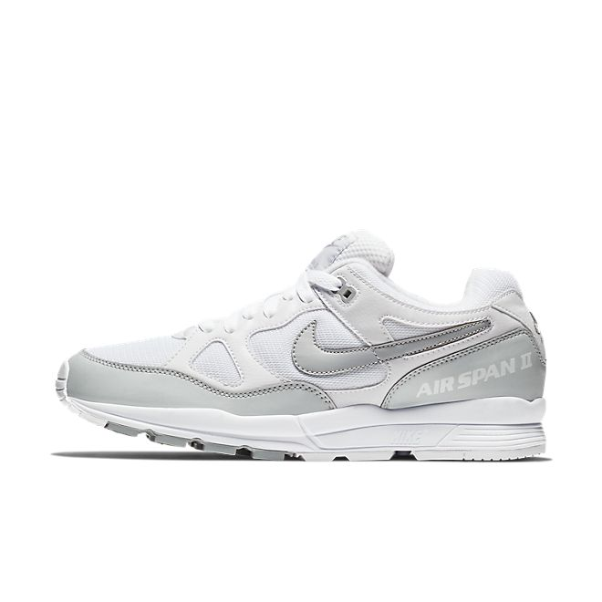 Nike Air Span II Wolf Grey/ Pure Platinum