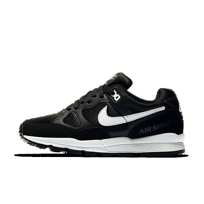 Nike Air Span II Black/ White Wmns