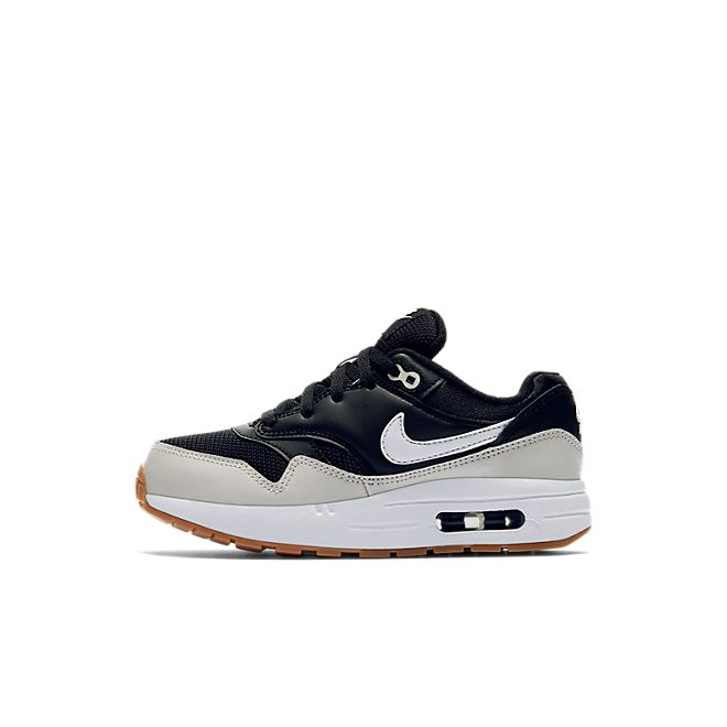 air max 1 black light bone
