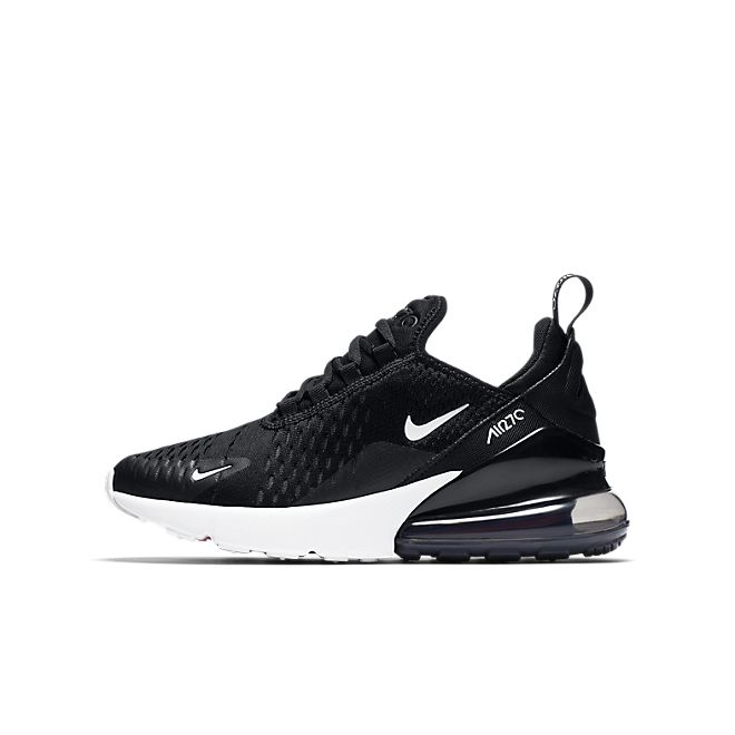 Nike Air Max 270 GS Black White Kids