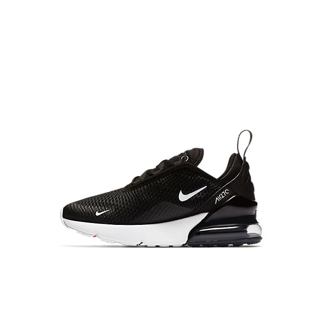 Nike Air Max 270 PS Black/ White Kids