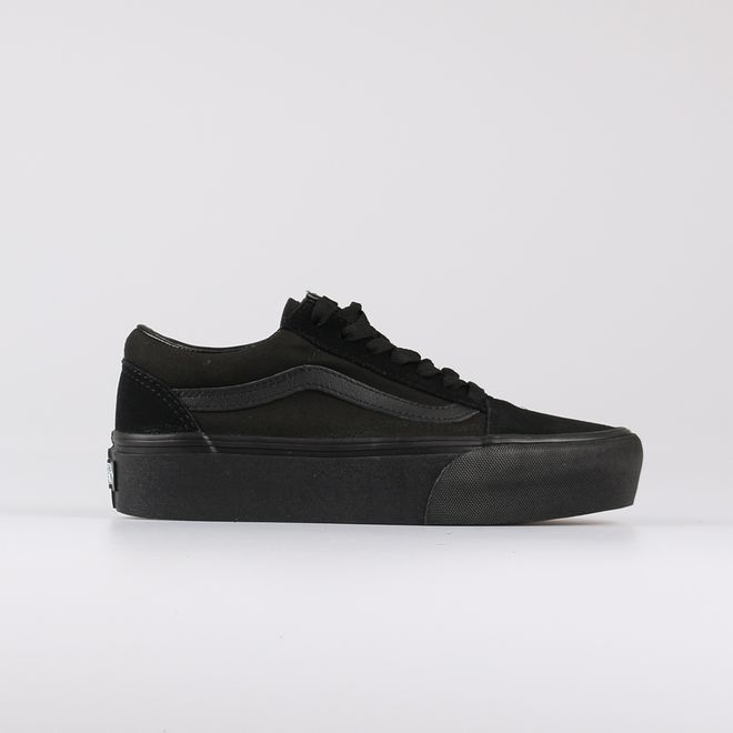 vans old school platform dames