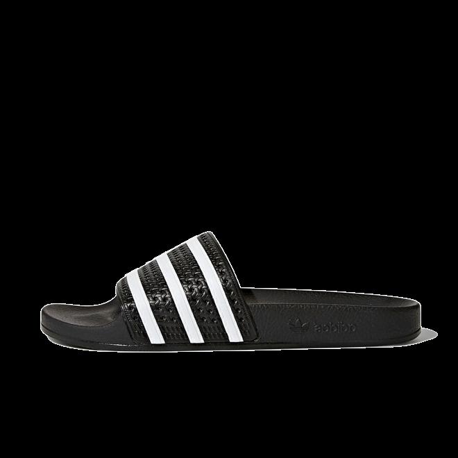 adidas Adilette 'Black/White;