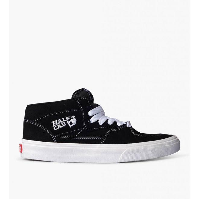 Vans Ua Half Cab Black White