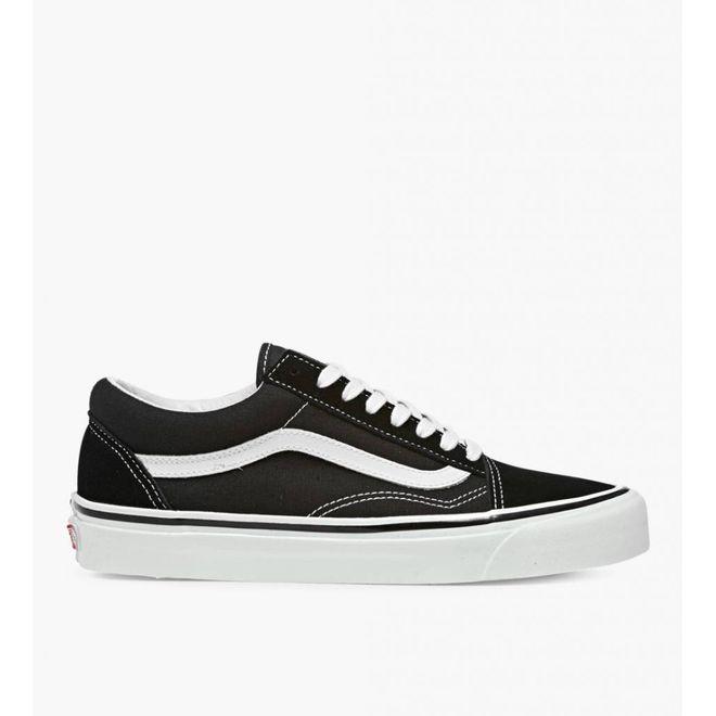 Vans Old Skool 36 DX (ANAHEIM) Black White
