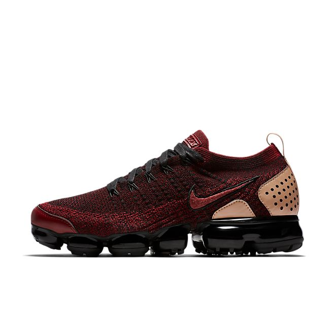 Nike Air Vapormax FK 2 NRG Team Red Team Red -Black  Vachetta Tan