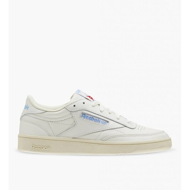 Reebok Club C 85 Vintage Chalk Paper White Athletic Blue