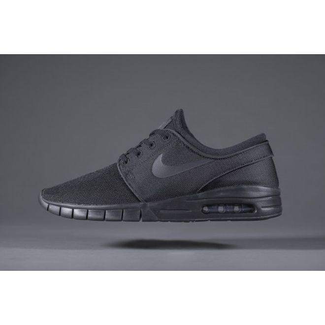 Nike SB Stefan Janoski Max all black