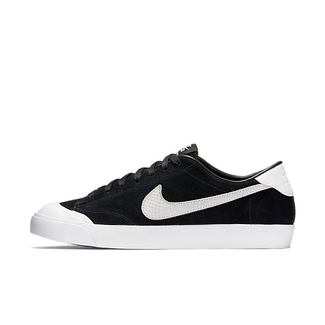 oscuro cosa Alpinista  NIKE SB ZOOM ALL COURT CK QS | 811252-001 | Sneakerjagers