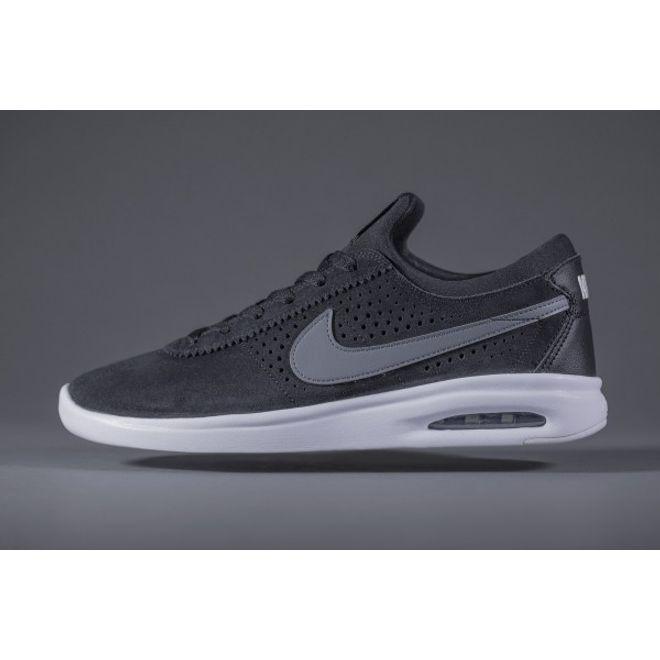 Nike SB Air Max Bruin Vapor black white | 882097 001