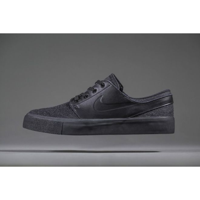 NIKE SB AIR ZOOM STEFAN JANOSKI ELITE HT All Black | 918303