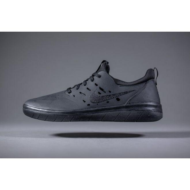 Nike SB Nyjah Free All Black