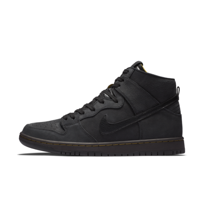Nike SB Zoom Dunk HIgh Pro Decon PRM Black