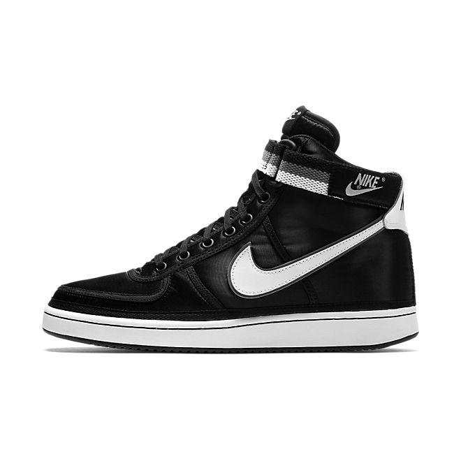 Nike Vandal High Supreme - Black / White - White - Cool Grey