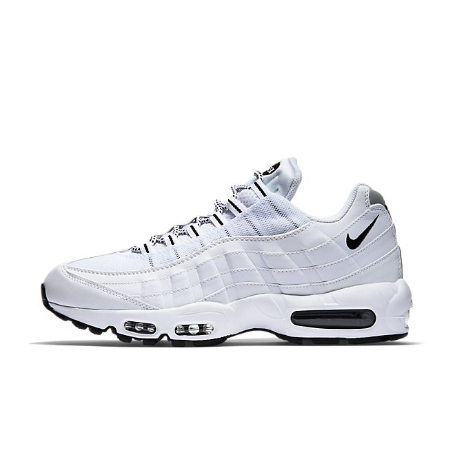 Nike Air Max 95 - White / Black / Black