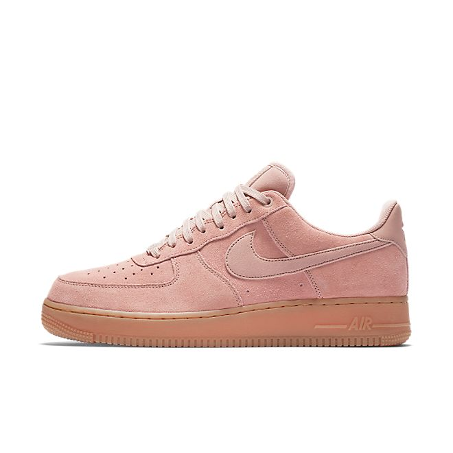 Nike Air Force 1 '07 LV8 Suede - Particle Pink / Particle Pink