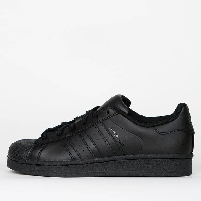 Adidas Superstar Foundation Core Black | AF5666
