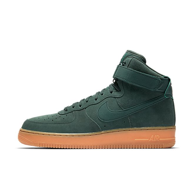 Nike Air Force 1 High '07 LV8 Suede Vintage Green Vintage Green | AA1118 300