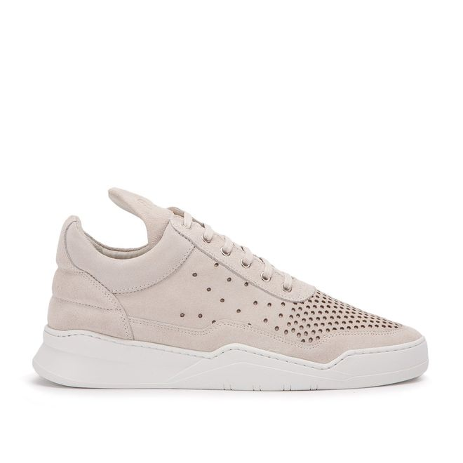 Filling Pieces Low Top Ghost Layer Perforated