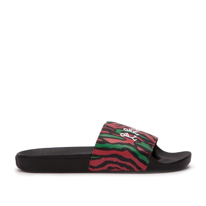 "Vans x A Tribe Called Quest MN Slide-On ""ATCQ"" Track"