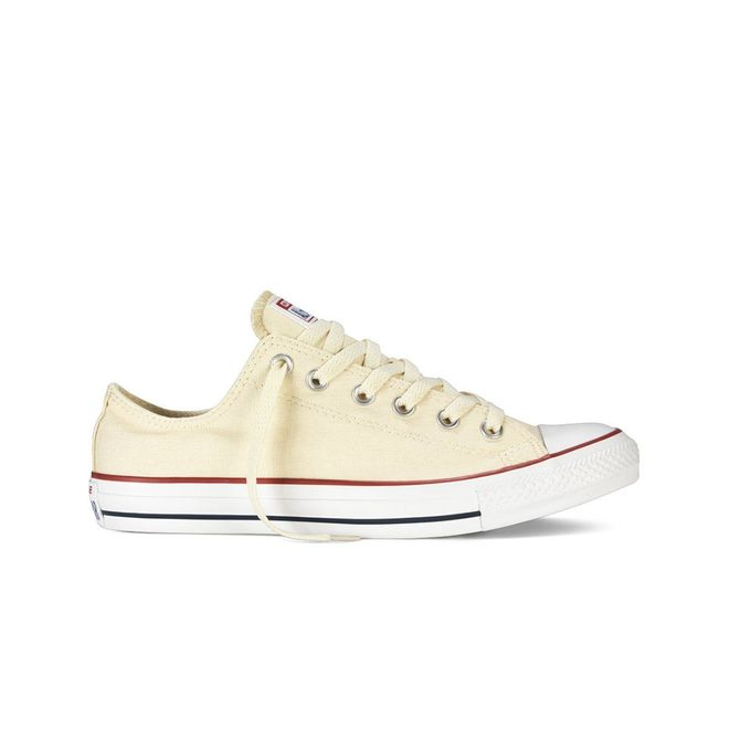 Converse All Star Ox Unbleached White