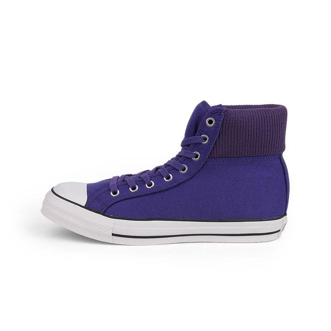 Converse All Star CT Fleece Hi Purple