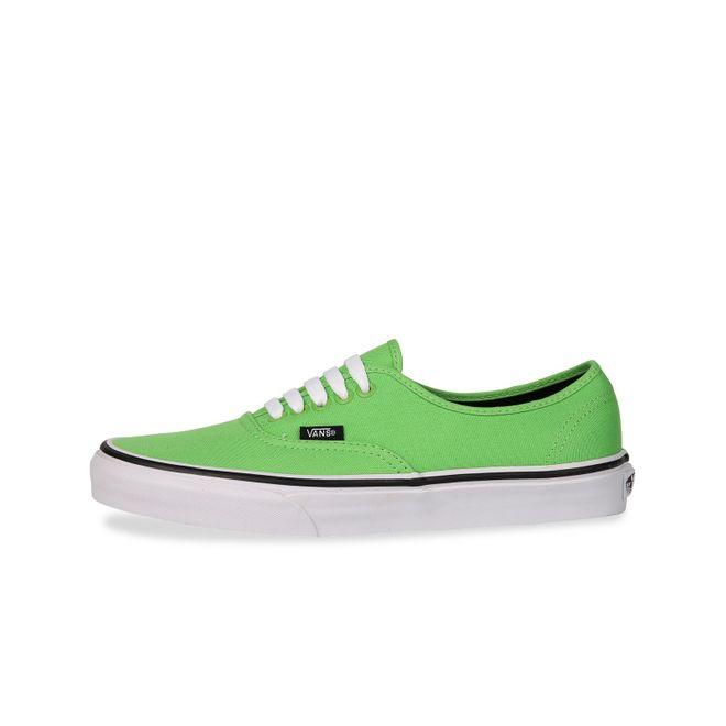 Vans Authentic Green Flash