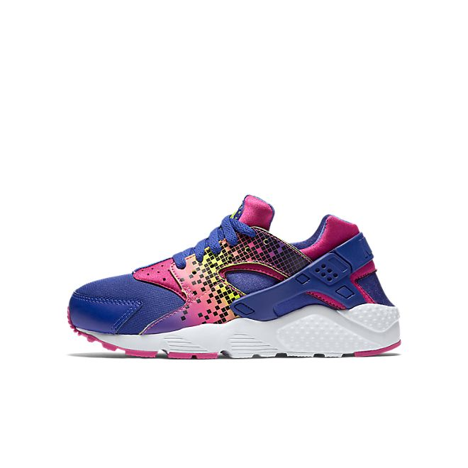 Nike Huarache Run Print (GS) 500