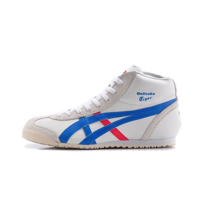 big sale aac8d fd660 Onitsuka Tiger Mexico Mid Runner   DL409 0143   Sneakerjagers