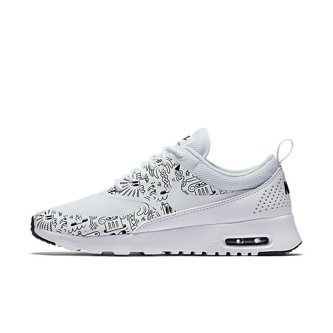 Nike Air Max Thea Print Wmns 103 | 599408 103 | Sneakerjagers