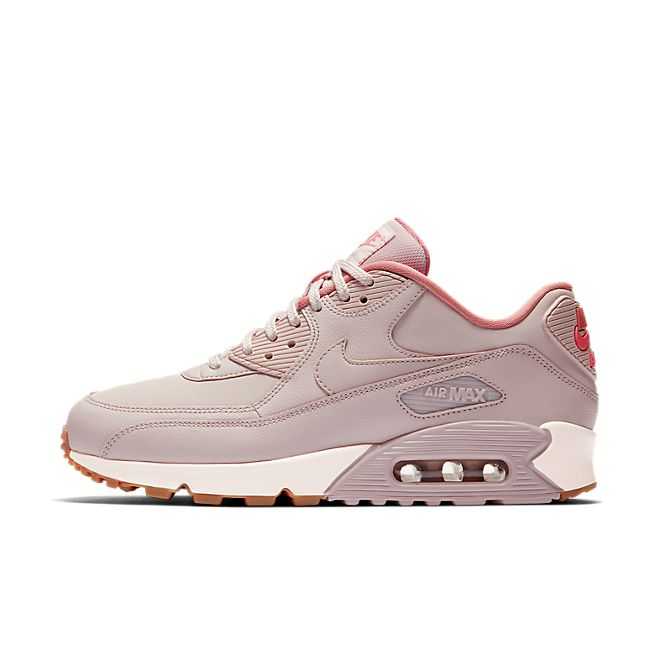 Nike Air Max 90 Essential Leather Silt Red
