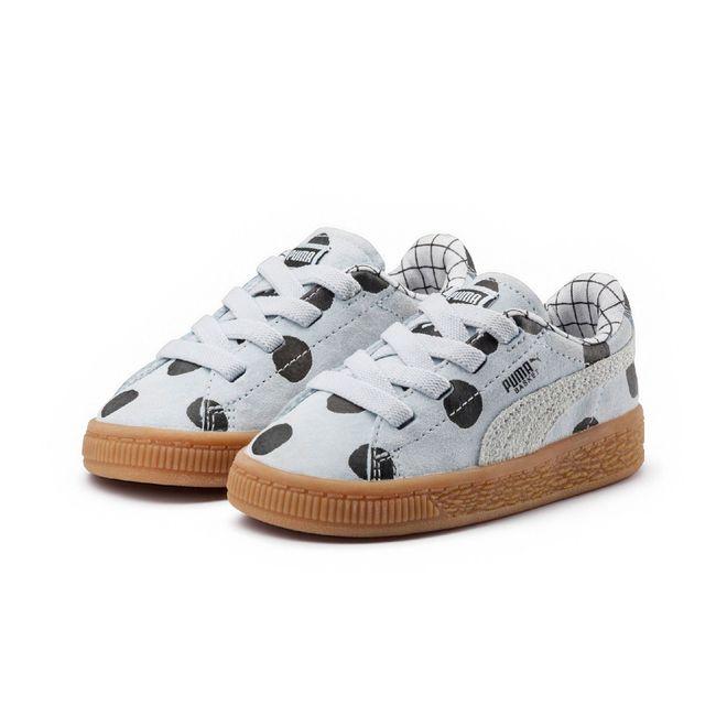 Puma X Tiny Cottons Basket Nubuck Inf