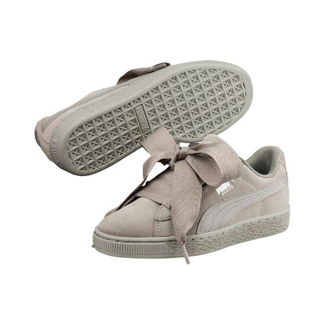 size 40 9089a bbbde Puma Suede Heart SNK Jr | 364918-04 | Sneakerjagers