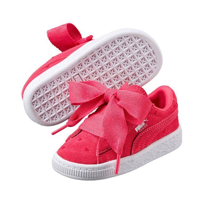 Puma Suede Heart Valentine PS | 365136 01 | Sneakerjagers