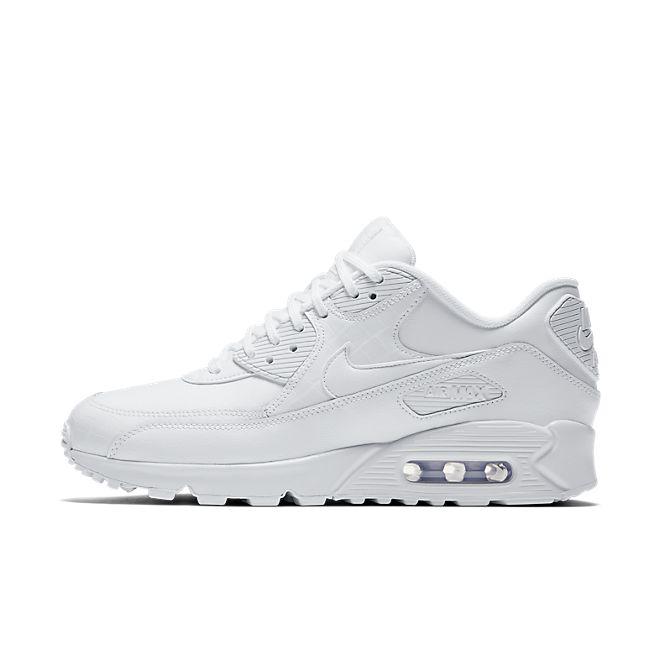 on sale 7a996 3dc1c Nike WMNS Air Max 90 'Triple White'   325213-133