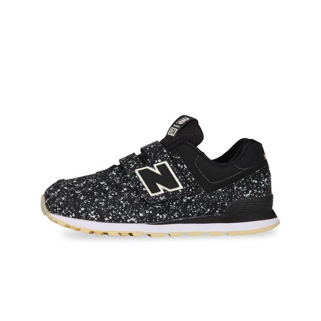 New Balance 574 Glow In The Dark   YV574KB   Sneakerjagers