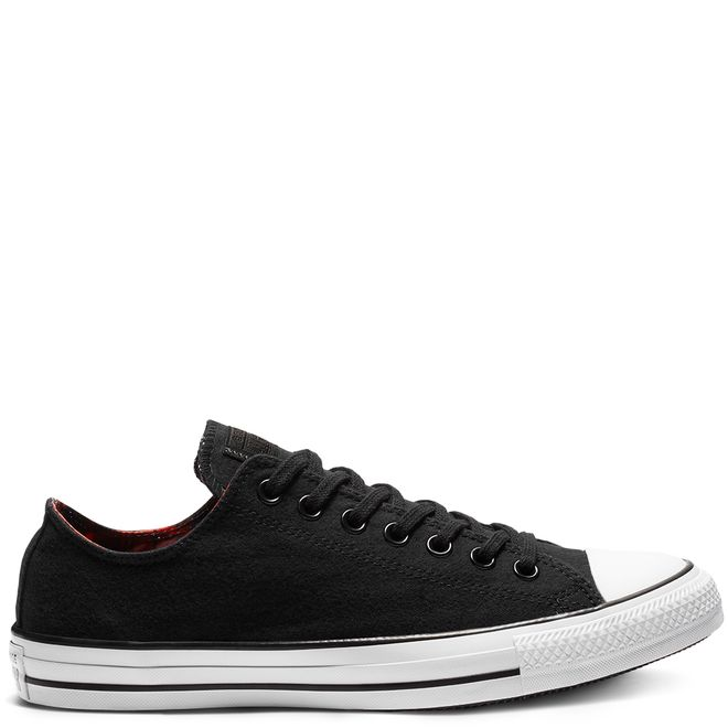Converse Chuck Taylor All Star Plaid Low Top