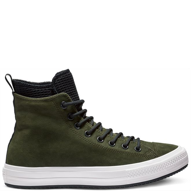 Converse Chuck Taylor All Star WP Leather High Top