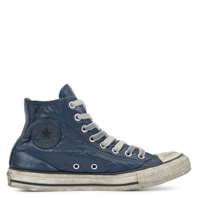 Chuck Taylor All Star Vintage Leather High Top
