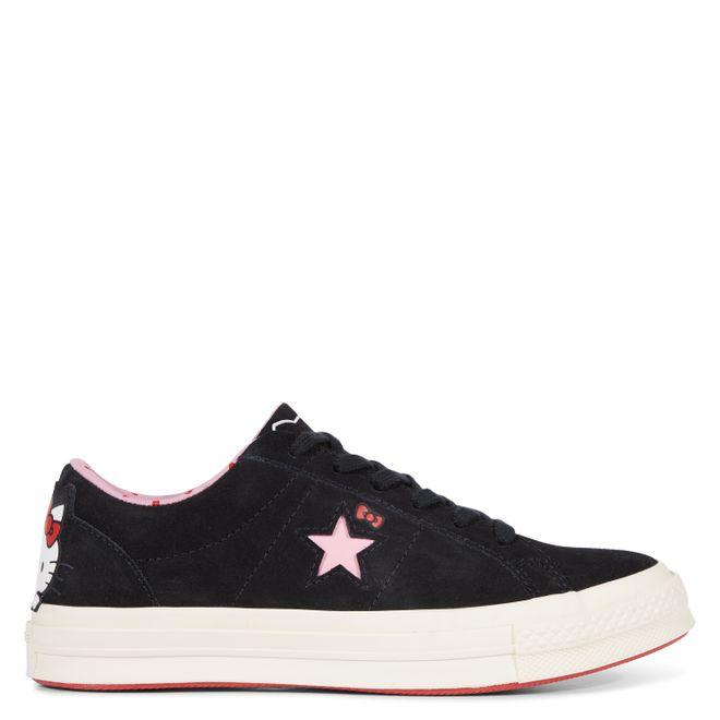 Converse x Hello Kitty One Star
