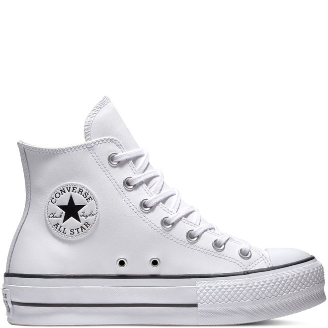 Chuck Taylor All Star Lift Leather High Top