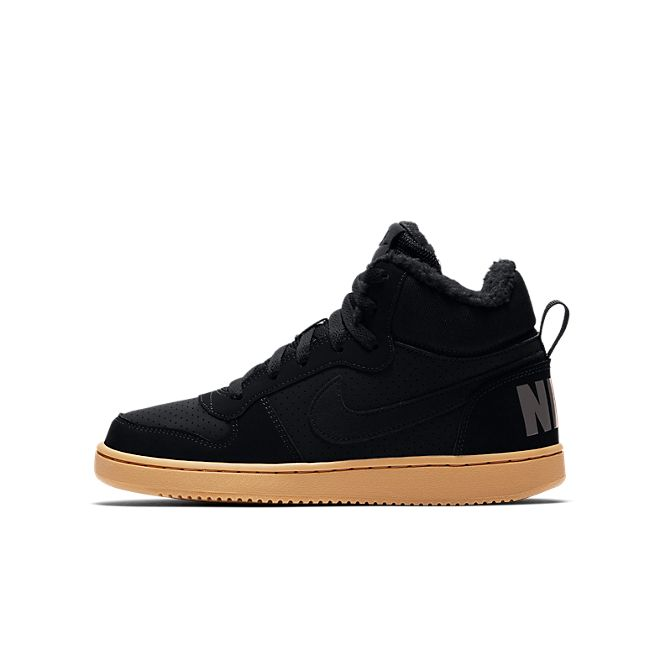 Nike Court Borough Mid Winter (GS) | AA3458 002