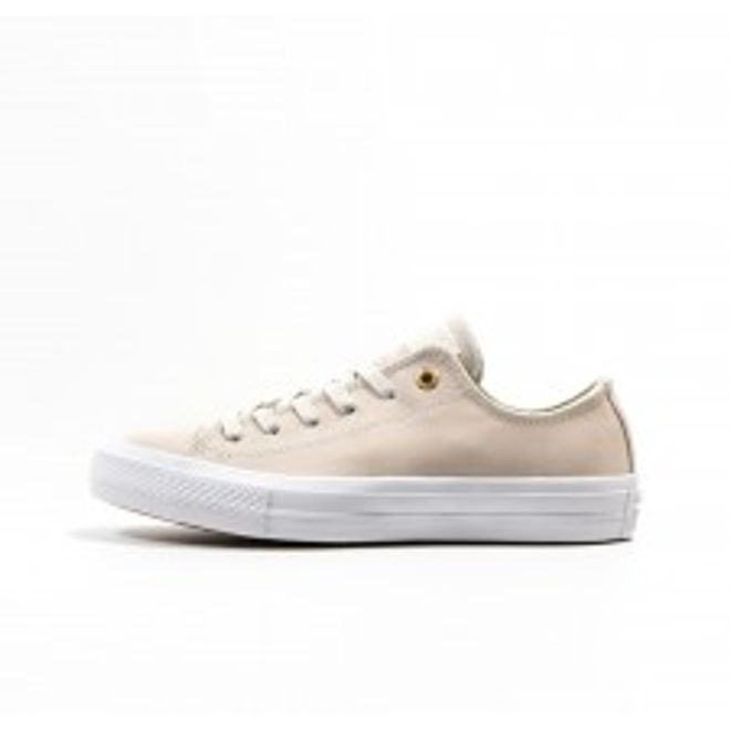 Converse All Star 2 Ox Womens Craft Leather - Buff