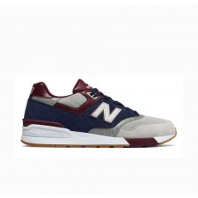 New Balance ML597GNB - Grey Navy