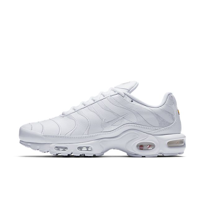 Nike Air Max Plus TN Leather - White