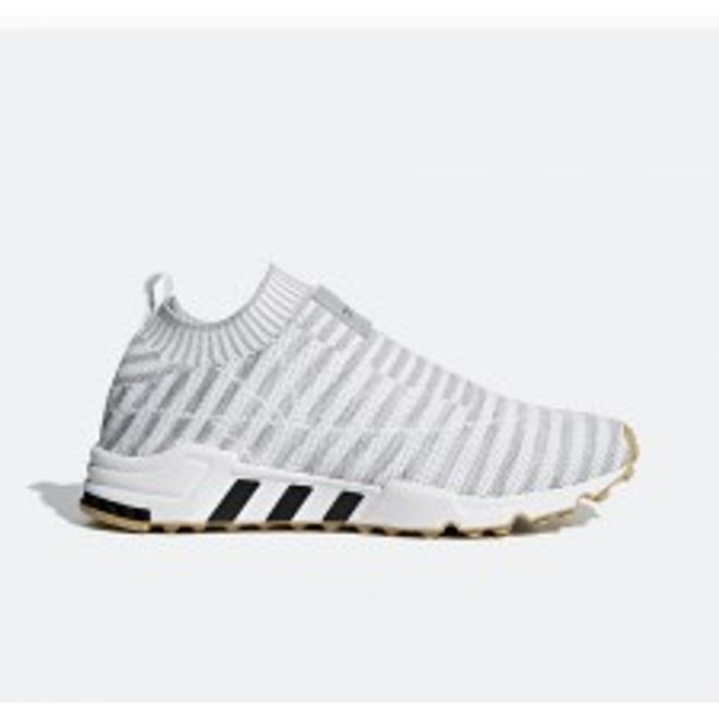 adidas EQT Support Sock PK Womens - White Grey