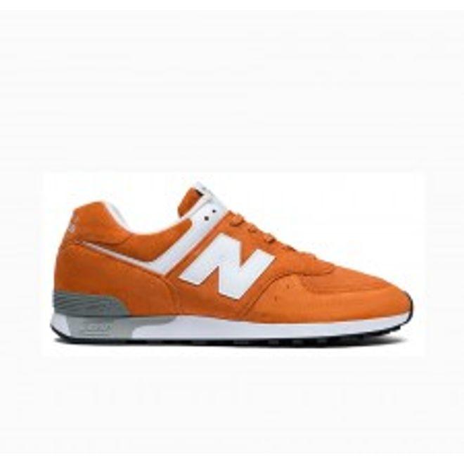 New Balance M576OO - Orange - Made In UK