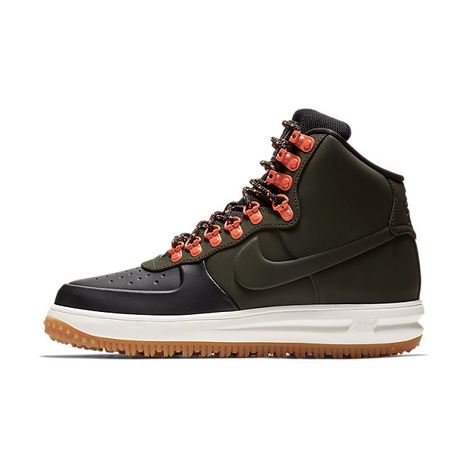 Nike Lunar Force 1 Duckboot '18 - Black Sequoia